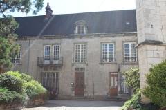 Cloître capitulaire de Saint-Vincent - Cloître capitulaire Saint-Vincent, Chalon-sur-Saône.