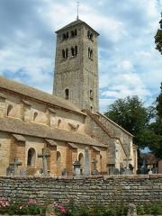 Eglise Saint-Martin -  )