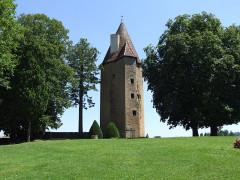 Château de Charles-Le-Téméraire - English: Charolles, FRANCE