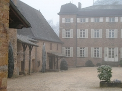 Château -  château de Chasselas (Saône-et-Loire)