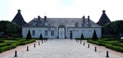 Château de la Verrerie - English: Le Creusot,  Burgundy, FRANCE