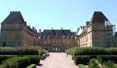 Château de Drée - English: Dree Castle, Saone et Loire, Burgundy, FRANCE