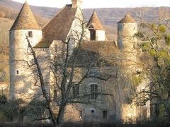 Château de Balleure -  château de Balleure