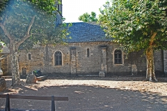 Eglise - Deutsch: Langhaus Nordseite