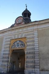 Hôtel de ville - Français:   Hôtel de ville de Givry.