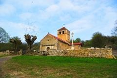 Eglise paroissiale -  Église Saint-Martin de Grevilly