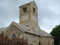 Chapelle de Domange - English: Chapel of Domage in Igé, Saône et Loire (71), France