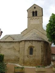 Chapelle de Domange - English: Chapel's of Domange. Igé, Saône-et-Loire (71), France