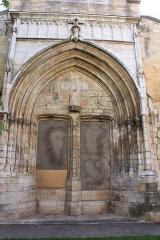 Cathédrale Saint-Vincent - Français:   Cathédrale Vieux Saint-Vincent de Mâcon, Mâcon, Saône-et-Loire, Bourgogne, France