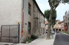 Couvent des Cordeliers  ou ancienne gendarmerie - Français:   Couvent des Cordeliers de Mâcon.