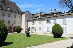 Couvent des Ursulines - Français:   Le musée des Ursulines à Mâcon.