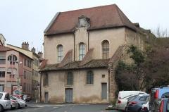 Couvent des Ursulines - Français:   Ancienne chapelle de l\'ancien couvent des Ursulines de Mâcon.