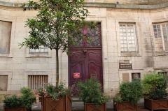 Hospice de la Charité - Français:   Hospice de la Charité de Mâcon.