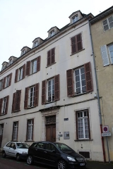 Hôtel de Lamartine - Français:   Hôtel de Lamartine à Mâcon.