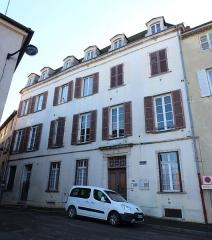 Hôtel de Lamartine - Français:   Hôtel de Lamartine de Mâcon.