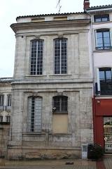 Hôtel Senecé - Français:   Hôtel Senecé, Mâcon.