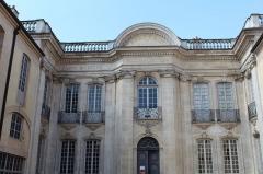 Hôtel Senecé - Français:   Hôtel Senecé le long de la rue Sigorgne à Mâcon.