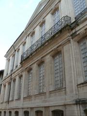 Hôtel Senecé - Français:   Mâcon - Hôtel Senecé - Façade sur la rue Senecé