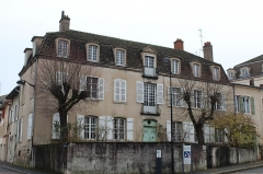 Hôtel Vantey - Français:   Hôtel Chandon à Mâcon.
