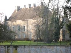 Château de Germolles -  château de Germolles (Saône-et-Loire)