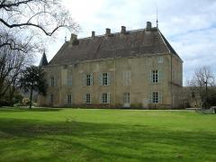 Château de Germolles -  Corps de logis