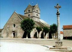 Eglise de Touches -  Touches Church, Mercurey, Burgundy/Bourgogne, France