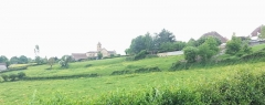 Eglise Saint-Pierre Saint-Paul -  En aval de Montceaux-l'Etoile