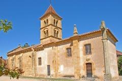 Eglise Saint-Pierre Saint-Paul - Deutsch: Sts-Pierre-et-Paul de Montceaux-l'Étoile, von SO