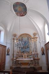 Eglise Saint-Pierre Saint-Paul - Deutsch: Sts-Pierre-et-Paul de Montceaux-l'Étoile, Grabkapelle