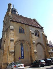 Eglise Saint-Nicolas - English: Paray-le-Monial, FRANCE