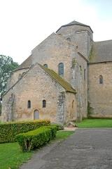 Eglise Saint-Pierre et Saint-Benoît - Deutsch: Abteikirche, Querhaus von W