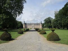 Château, actuellement écomusée de la Bresse bourguignonne - Nederlands: kasteeel Pierre-de-Bres