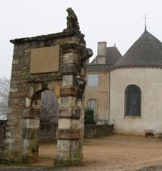 Château de Monceau -  Monceau -Prissé