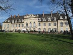 Château de la Ferté-sur-Grosne, ancienne abbaye cistercienne -  Château de la Ferté