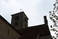 Eglise -  Église Saint-Eusèbe de Saint-Huruge