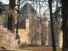 Château de Lamartine -  château de Saint-Point (Saône-et-Loire)