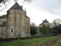 Château de Ruffey -  château de Ruffey - Sennecey-le-Grand (Saône-et-Loire)