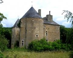 Château de Ruffey -  Le château-fort de Ruffey (Sennecey-le-Grand).
