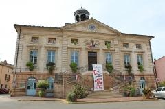 Hôtel de ville - Français:   Hôtel de ville de Tournus.