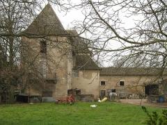 Château de Grenaud -  château de Grenod - Uchizy (Saône-et-Loire)