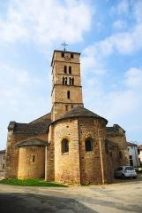 Eglise Saint-Pierre -  Église Saint-Pierre d'Uchizy