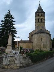 Eglise - English: Vareilles (Saône-et-Loire,Fr), le