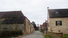 Eglise - Français:   Vaux-en-Pré