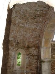 Chapelle de Verchizeuil - English: Saint-Criat'chapel. Verchizeuil, village of Verzé, Saône et Loire (France)