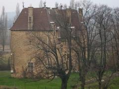 Château de Beaulieu -  château de Beaulieu - Varennes-lès-Mâcon (Saône-et-Loire)