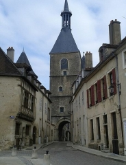 Tour de l'Horloge -  Avallon