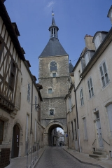 Tour de l'Horloge - English:  Clock Tower, third quarter of the 15th century.