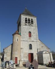 Eglise Saint-Pierre - English: Saint-Pierre church, Chablis,  Burgundy, FRANCE