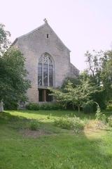 Prieuré de Vausse -  Châtel-Gérard Prieuré de Vausse Eglise