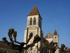 Eglise Saint-Valérien - Français:   L\'église de Chitry (Yonne)